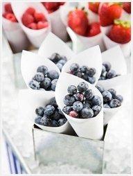 Berry cones