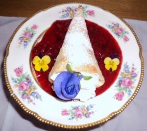 Pastry Cone Melba 1